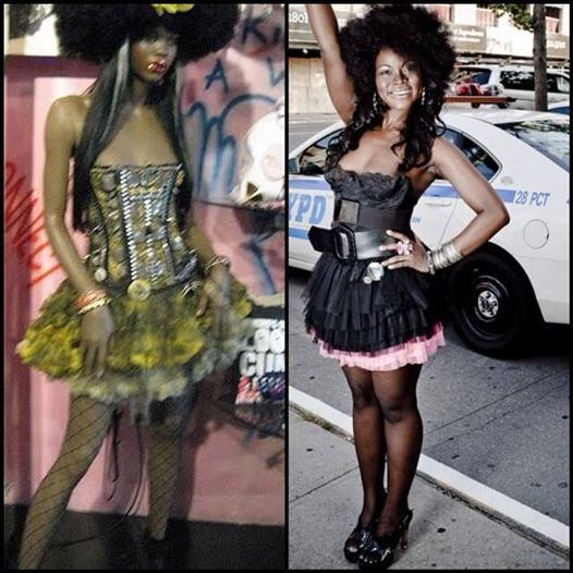 abiola abrams who wore it better