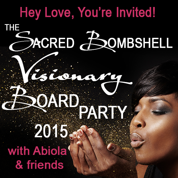 Visionary Board Invitation 2