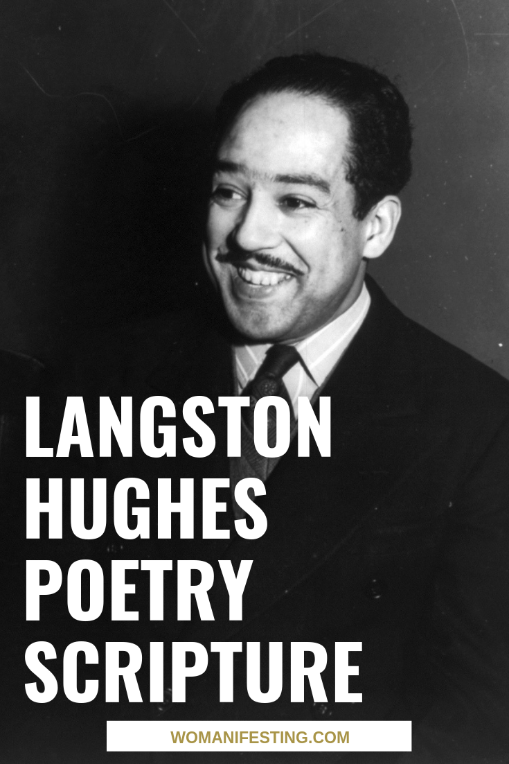 Langston Hughes Poetry Scripture