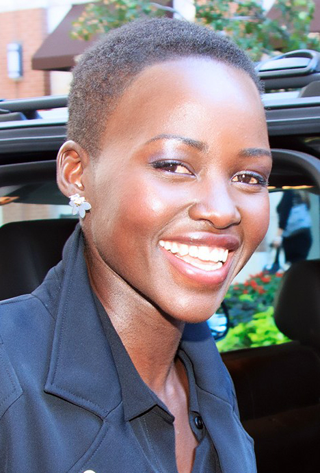 Lupita Nyong'o's Lessons in Beauty and Self-Esteem