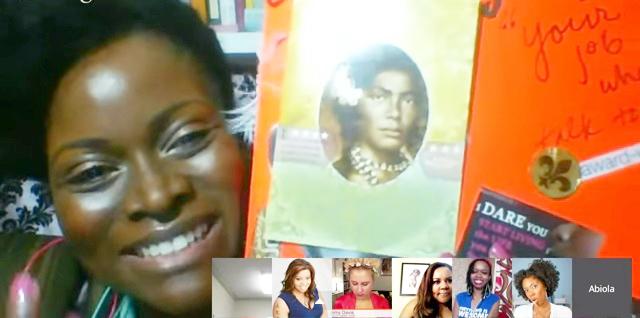 Abiola's Vision Board