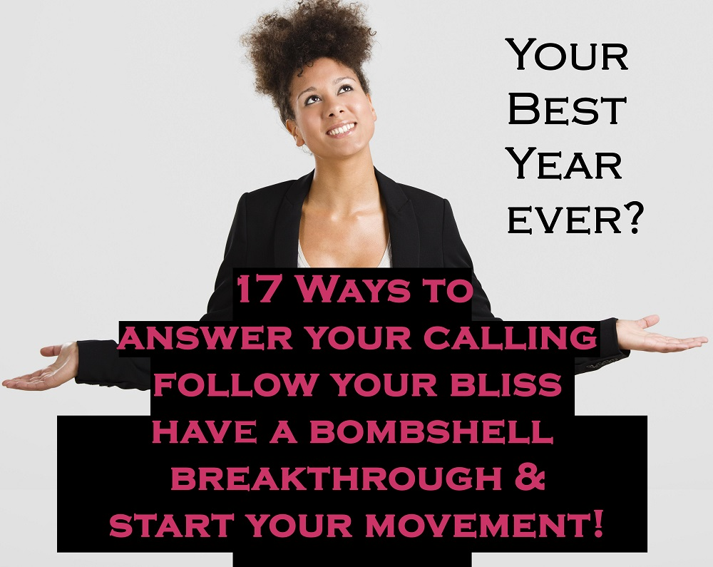 How to: Find your voice and Answer your calling!
