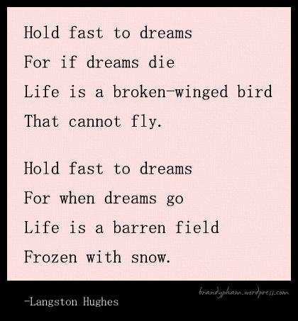 Poems of Langston Hughes