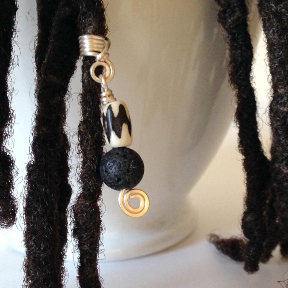 Hair Jewelry by Adana Collins