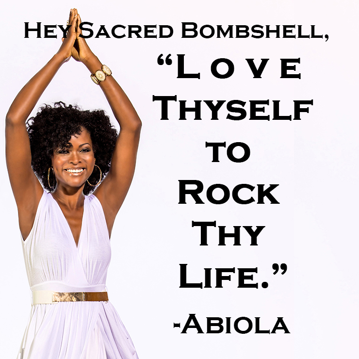 love thyself rock thy life