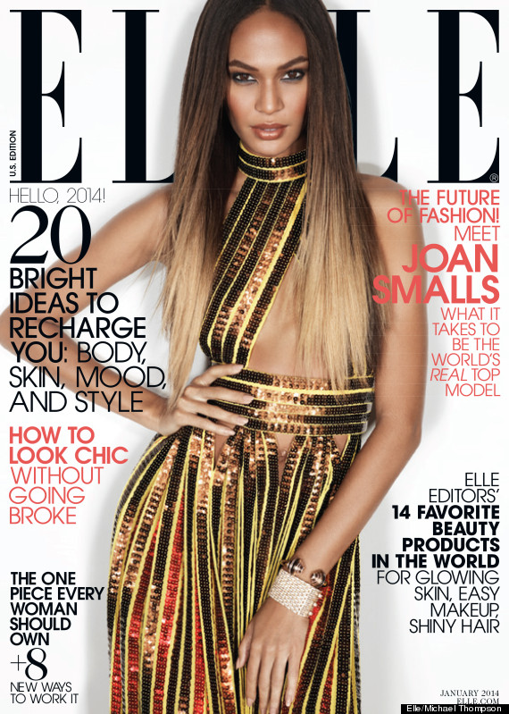 Elle Magazine, Joan Smalls