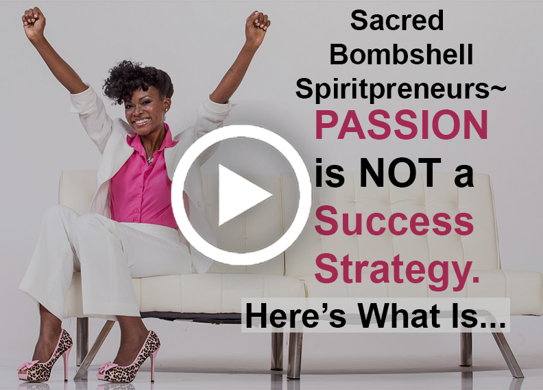 Passion is not a Success Strategy