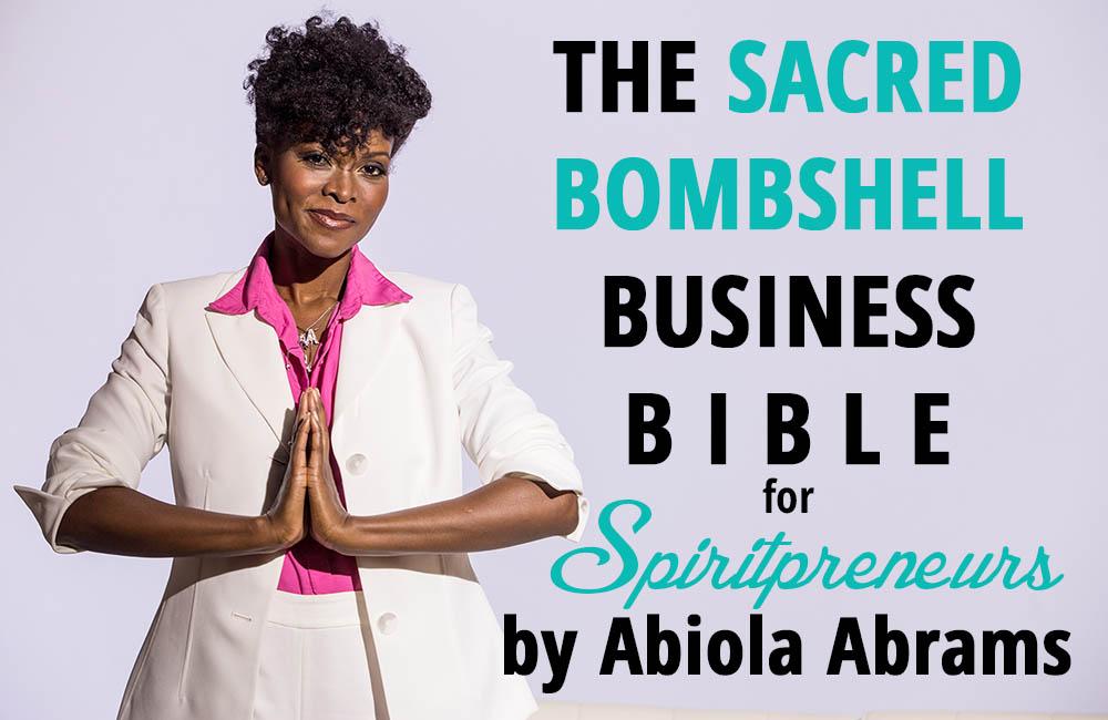 Sacred Bombshell Business Bible