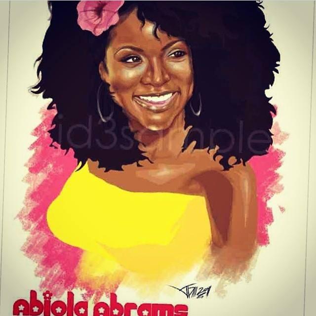 Abiola Abrams, Art