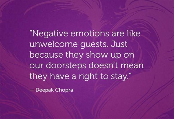 Yes, Deepak Chopra!