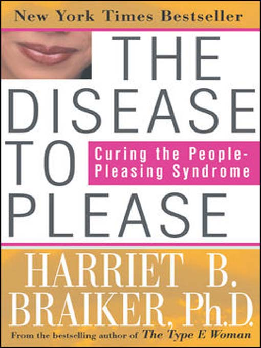 The Disease to Please book