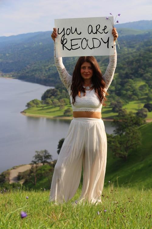 Affirm It! I am Ready! Natalie Marie Shapiro