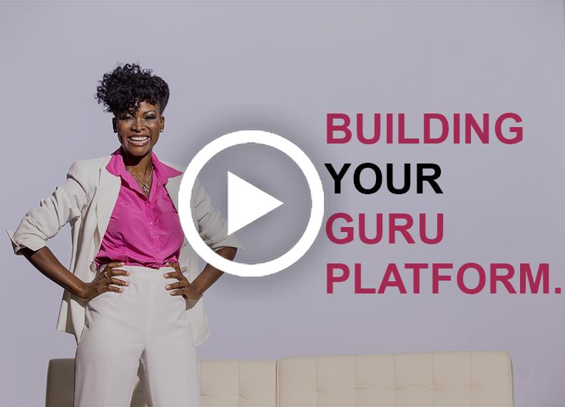 Building your guru platform