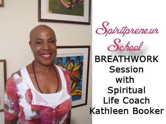 Spiritual Life Coach Kathleen Booker
