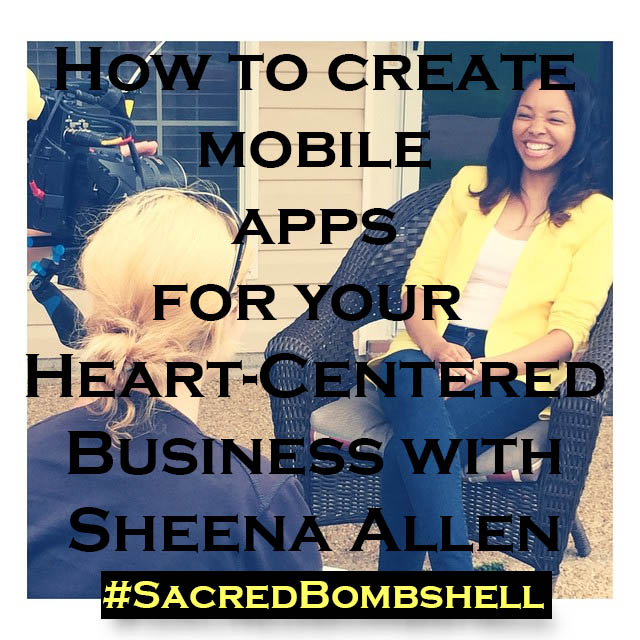 Sheena Allen on How to Create Mobile Apps