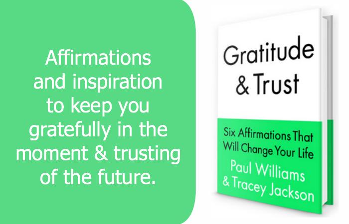 Gratitude and Trust - Inspiring Book