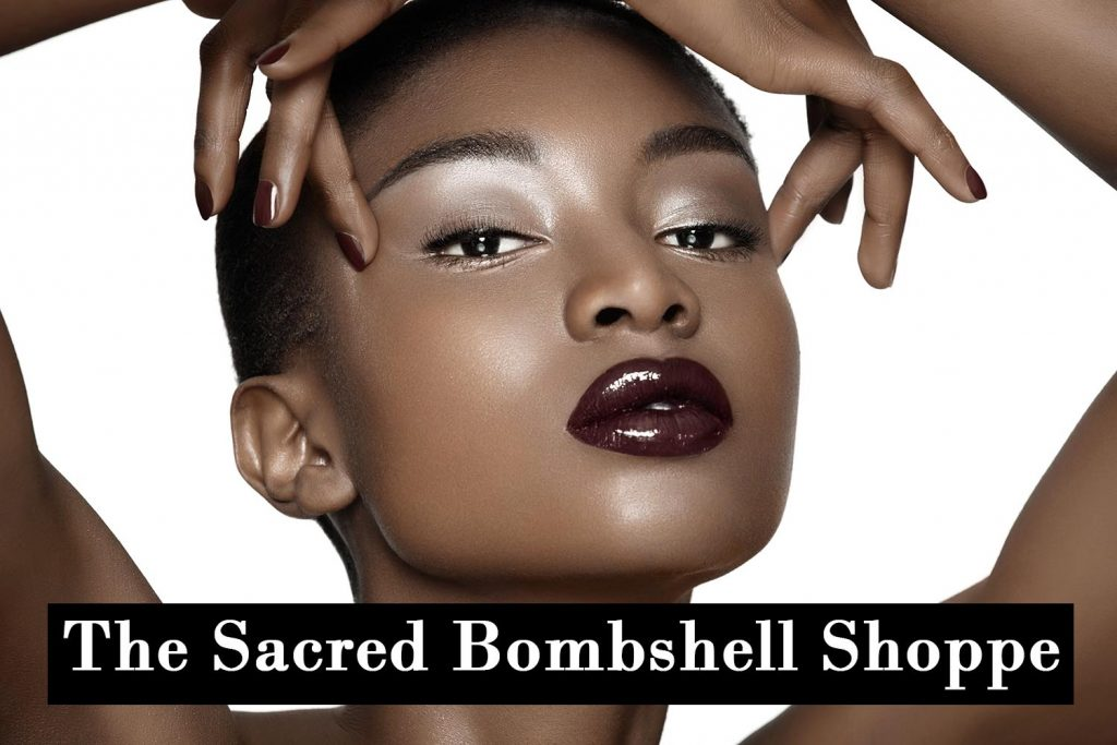 Sacred Bombshell Shop for Empowered Women