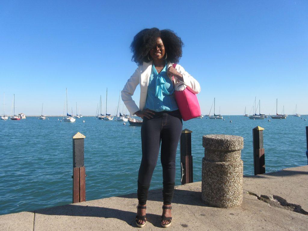 Abiola Abrams, Chicago Ideas Week