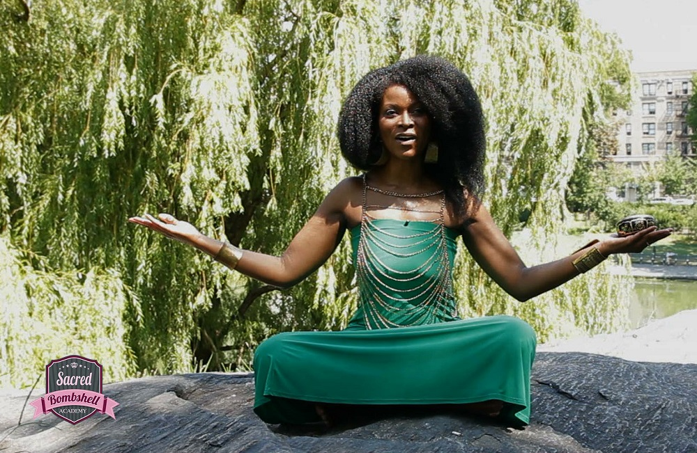 Abiola Abrams - What are Chakras?