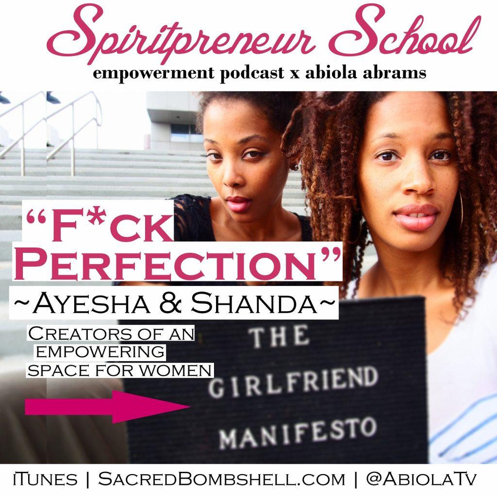 Spiritpreneur School with the Girlfriend Manifesto