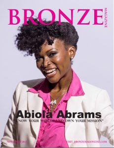 Lifestyle Expert, Abiola Abrams