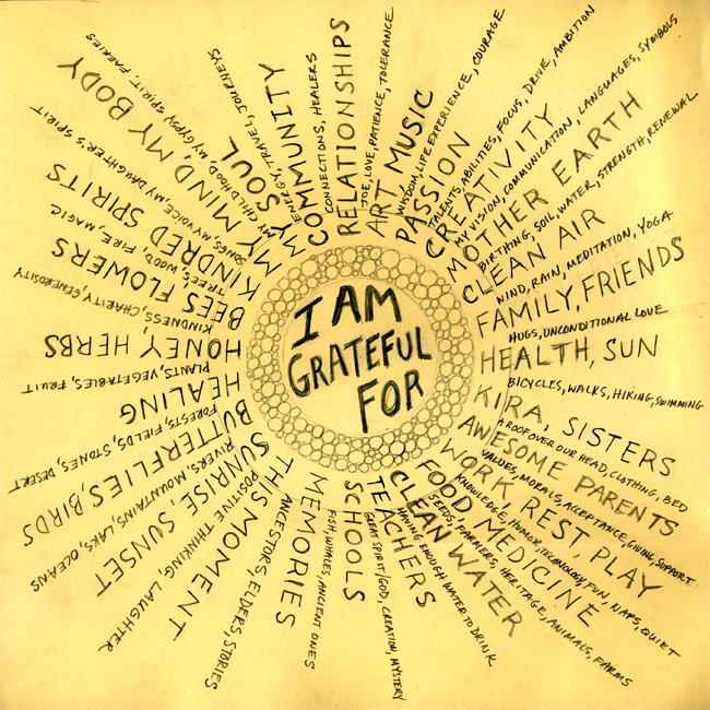 Gratitude Affirmation!