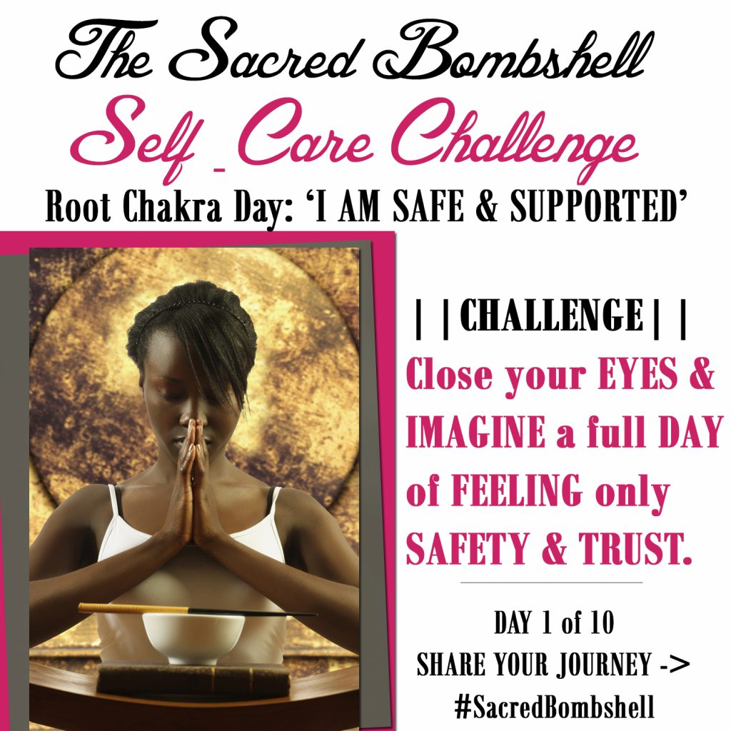 1 - Self-Care Challenge Inner Chakra