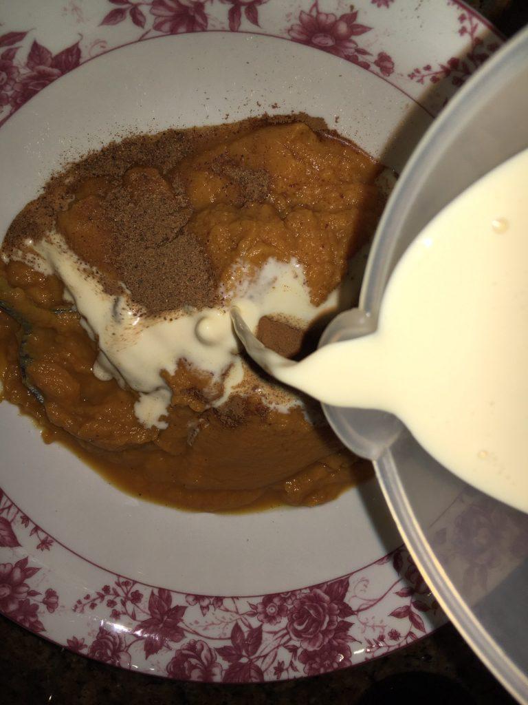 Sacred Bombshell Sweet Potato Pie Recipe