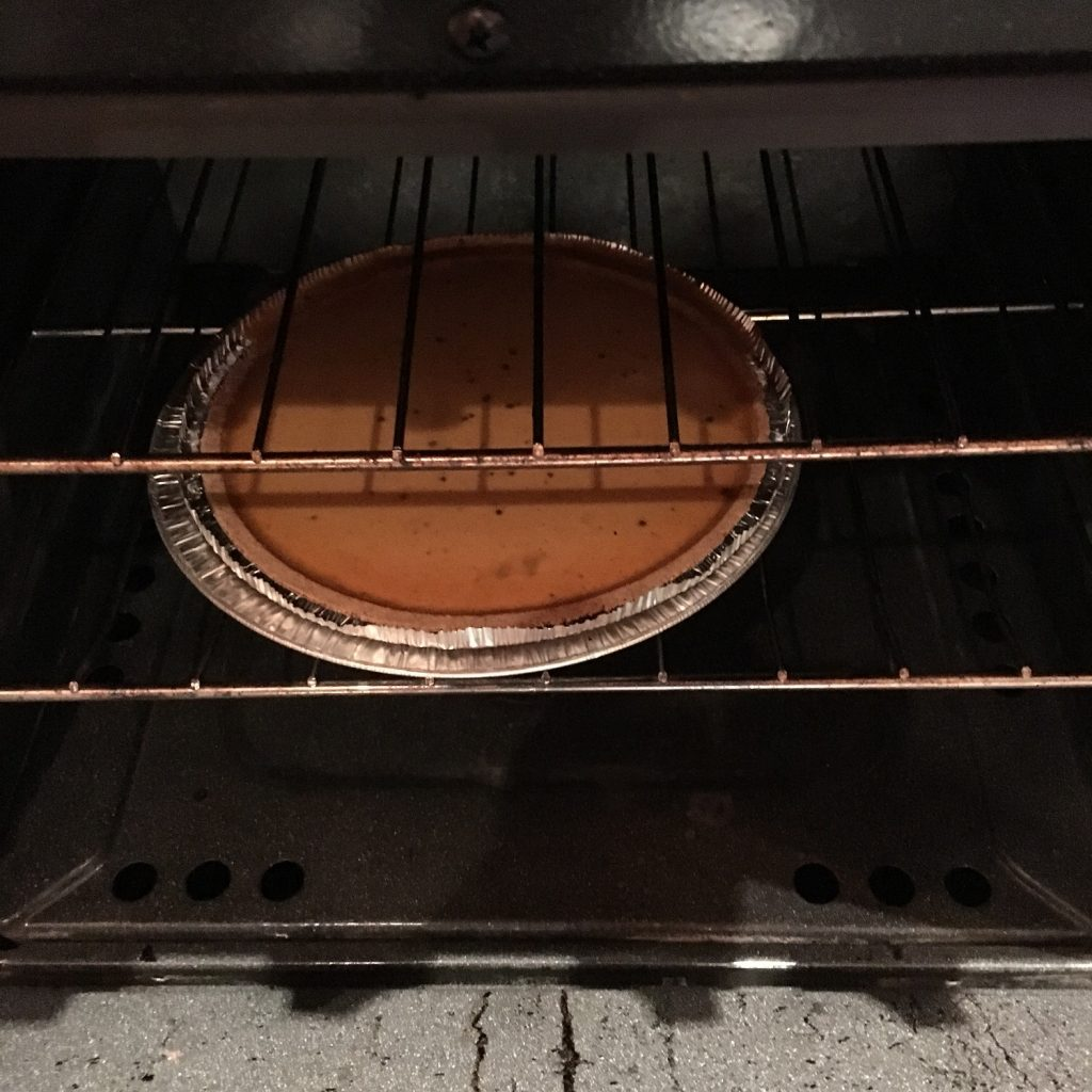 When Your Man Wants Dessert! Not Patti LaBelle's Sweet Potato Pie Recipe (Photo Diary)
