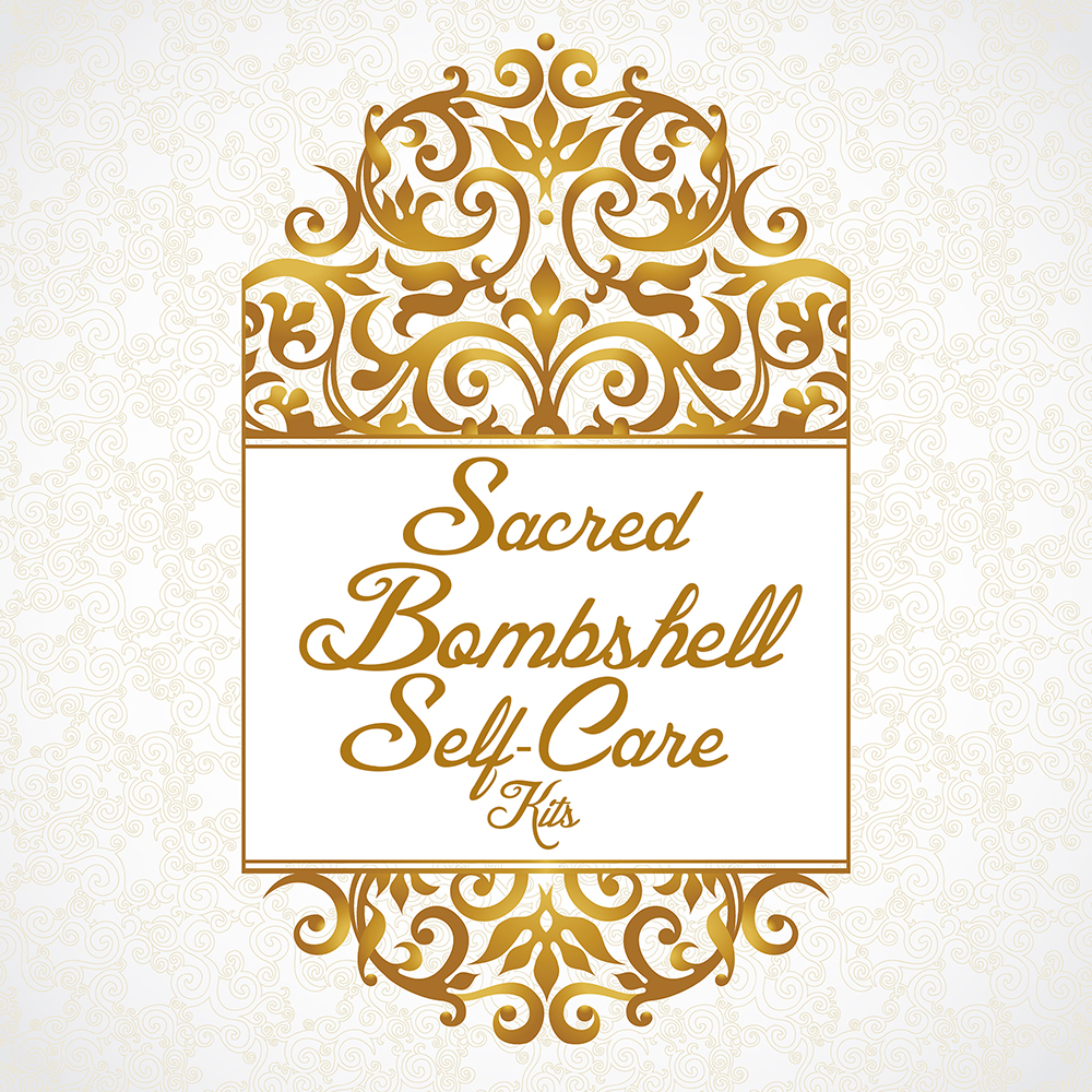 Sacred Bombshell Self-Care and Self-Love Kits for Women