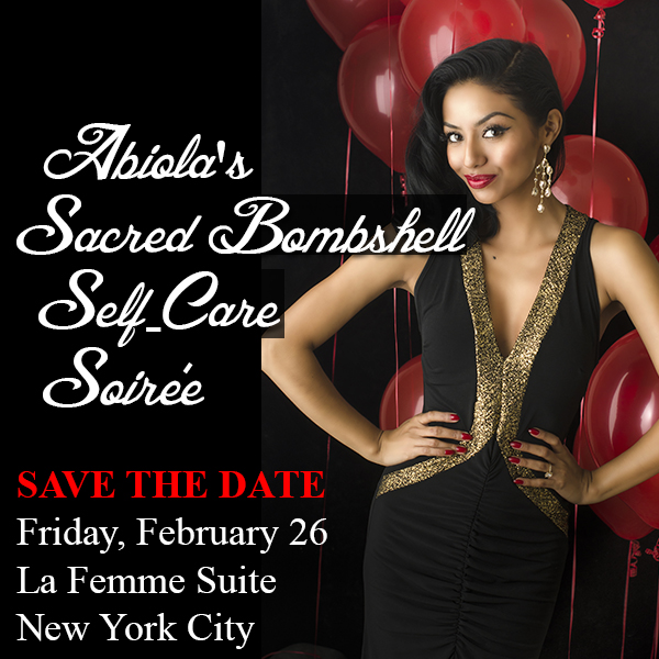 Sacred Bombshell Self-Love Soiree