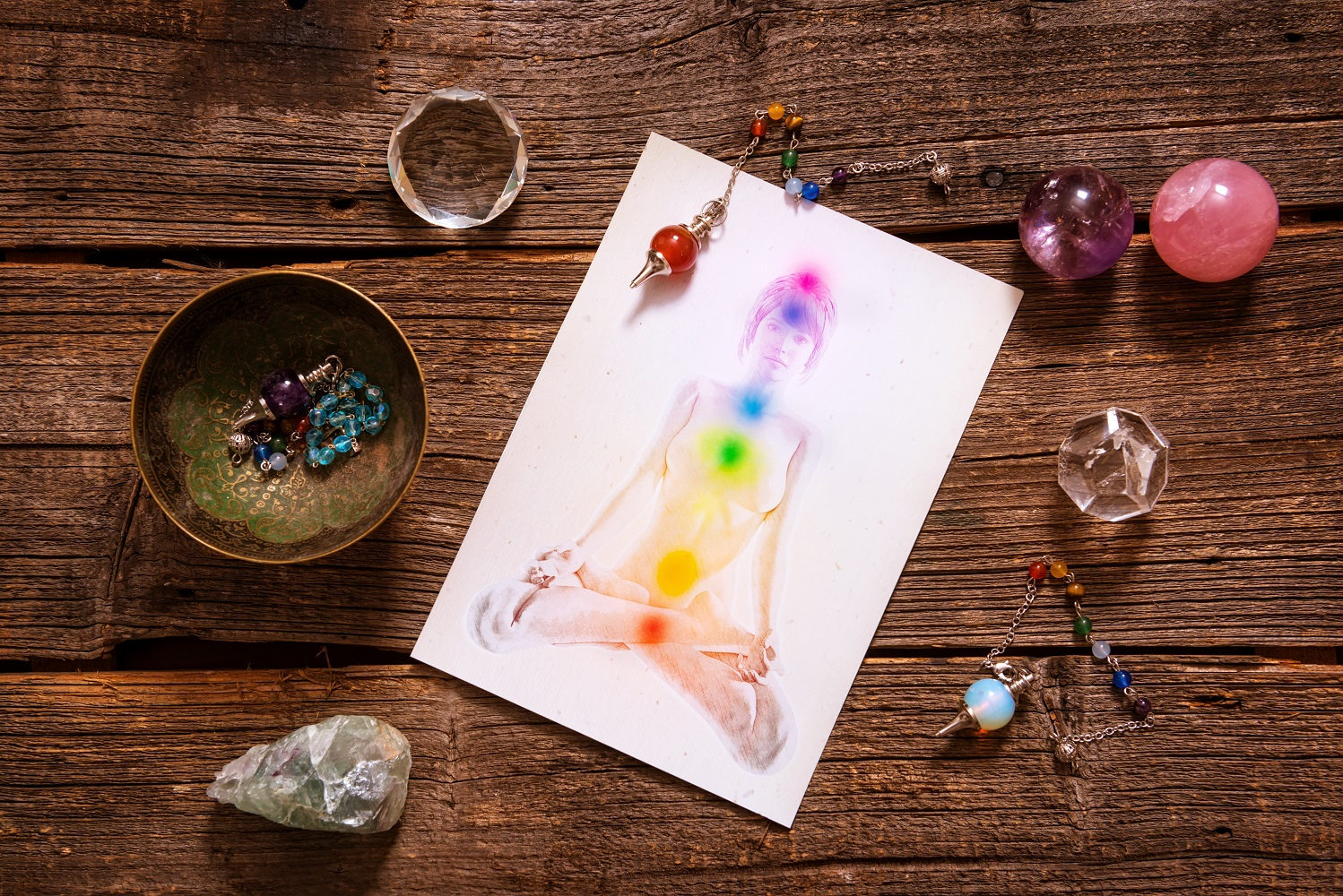 lightworker manifesting your power with healing stones, rocks and quartz crystals