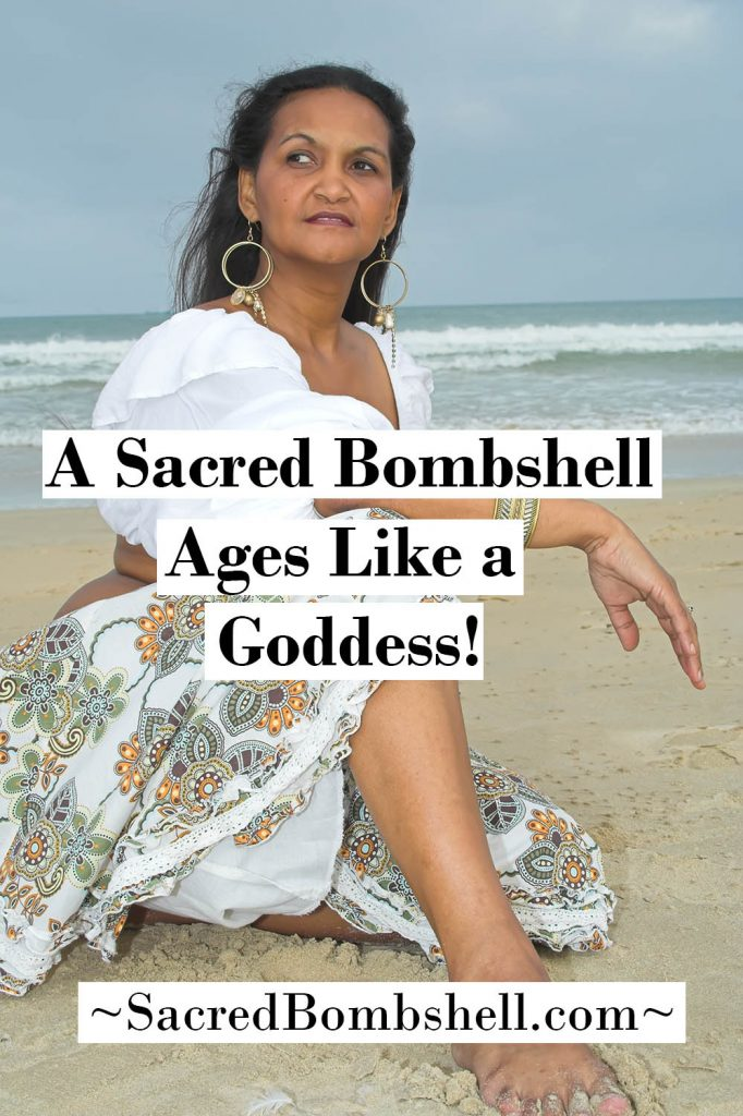 How to Age Like a Sacred Bombshell