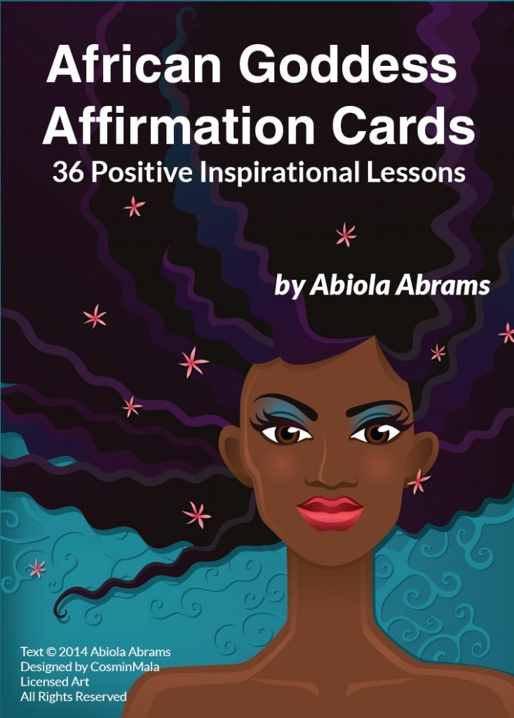 African-Goddess-Affirmation-Cards