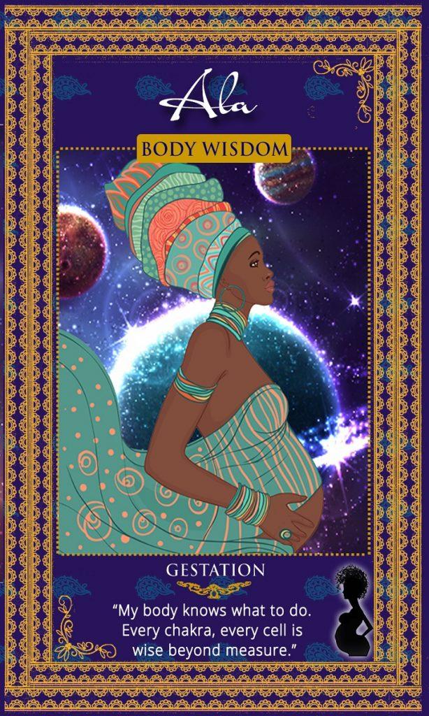 Goddess Ala, Igbo