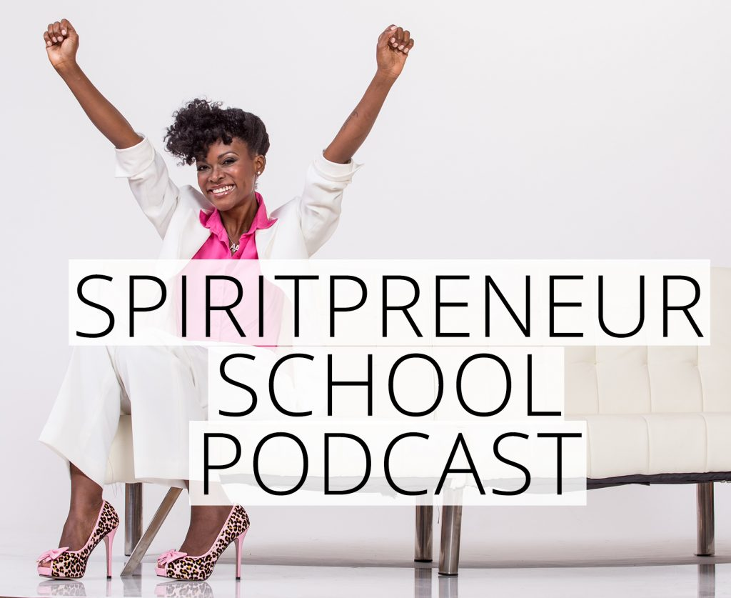 Spiritpreneur School Podcast Sans