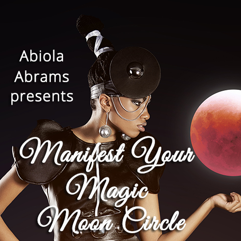 Manifest Your Magic New and Full Moon Sister Circle