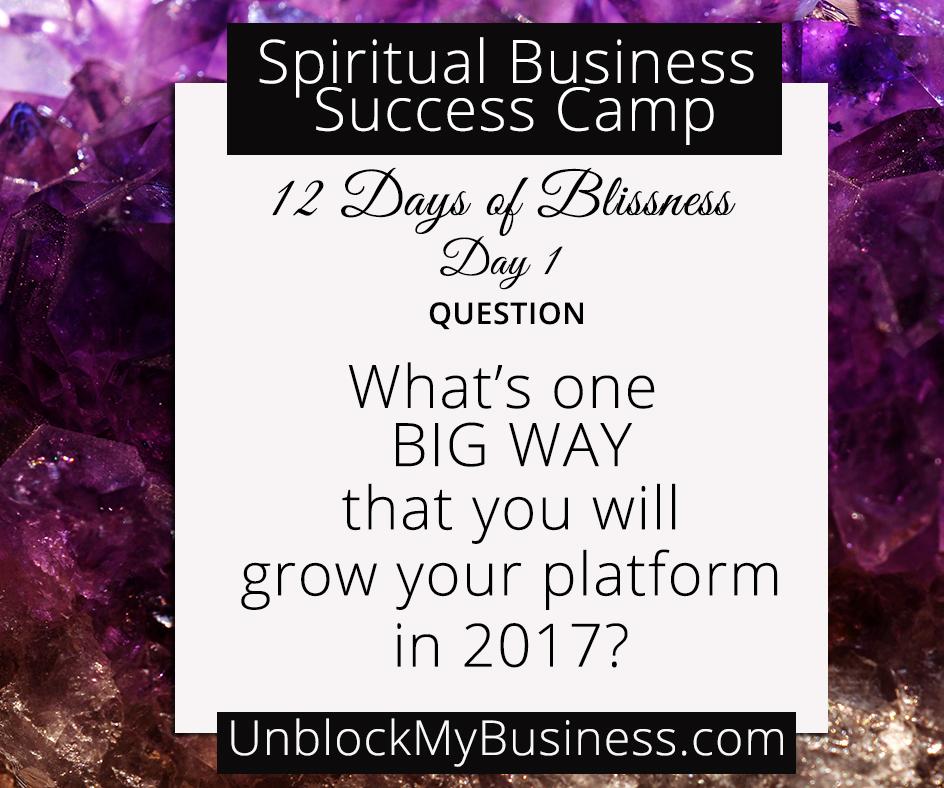 spiritual-business-success-camp-day-1