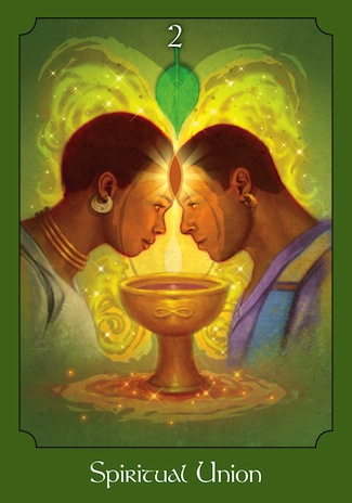 Spiritual Union Psychic Tarot Cards