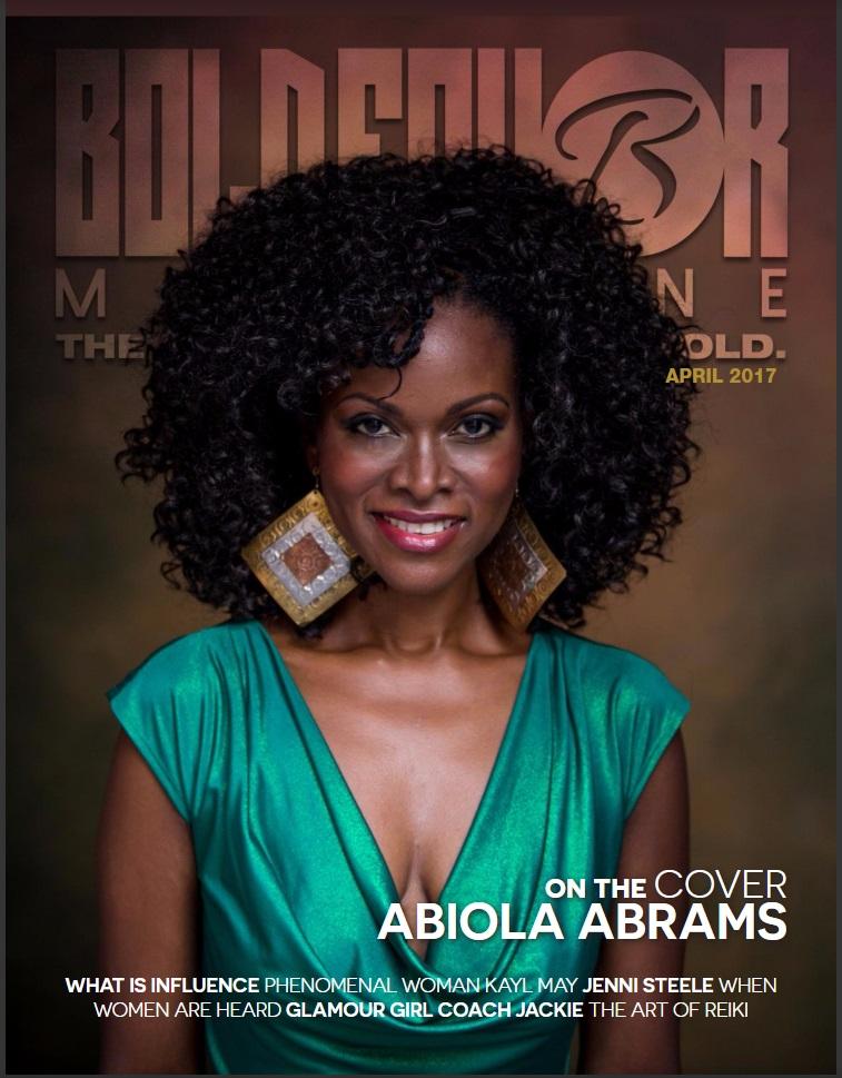 Bold Favor Magazine - Abiola Abrams