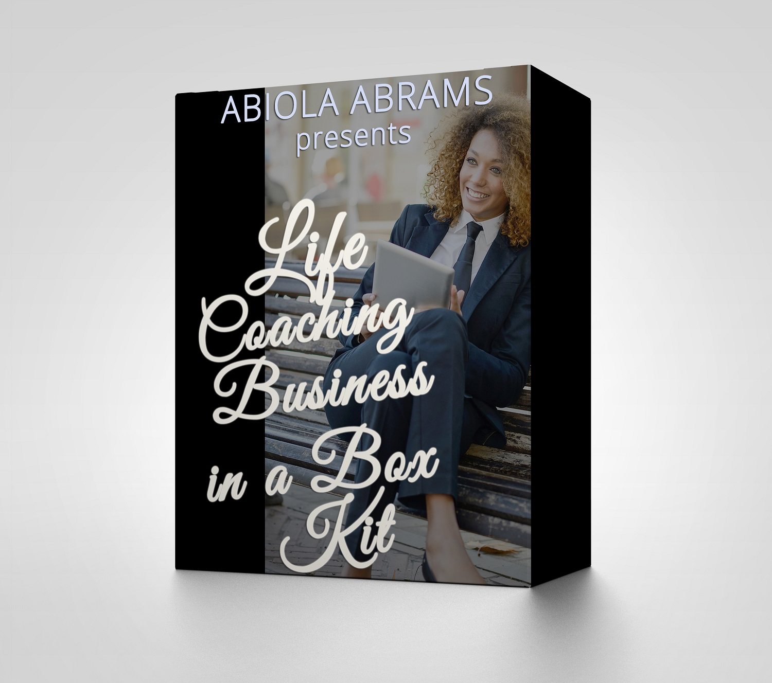 Life Coach Business Startup - Coaching Business in a Box Kit