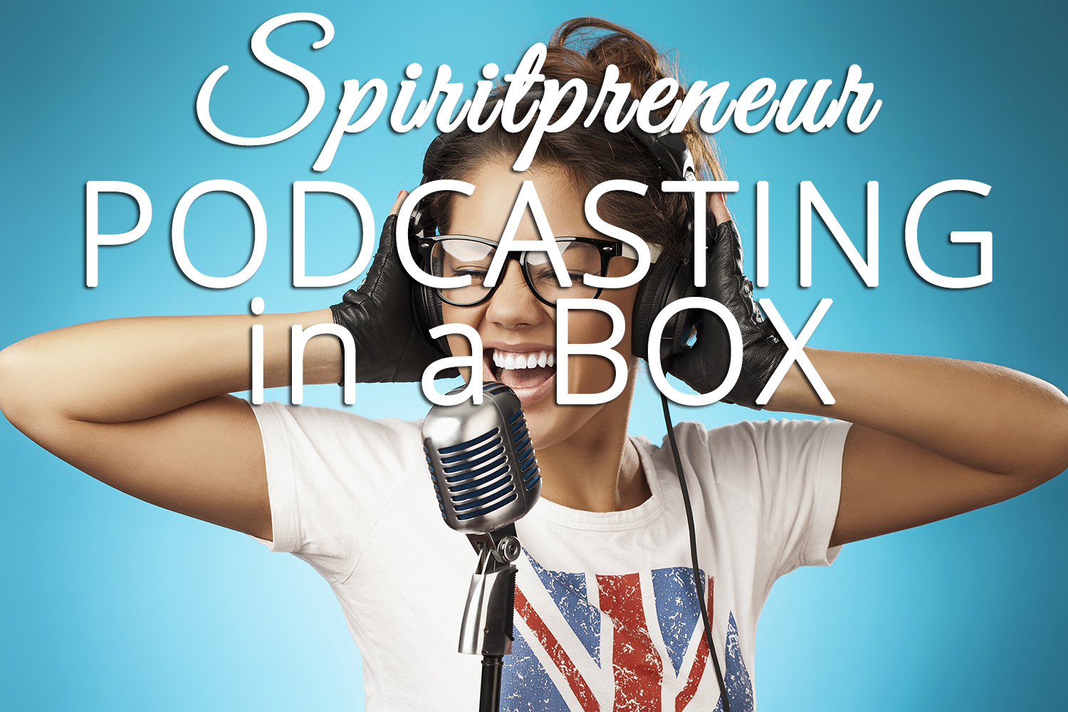 Start Your Own Podcast: Podcasting in a Box Kit