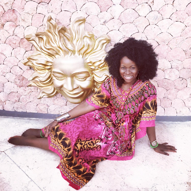 Spiritual teacher abiola abrams - abundance