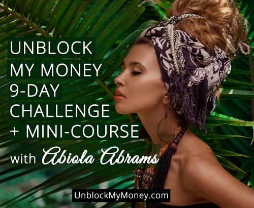 Unblock My Money Blocks Challenge and Free Course