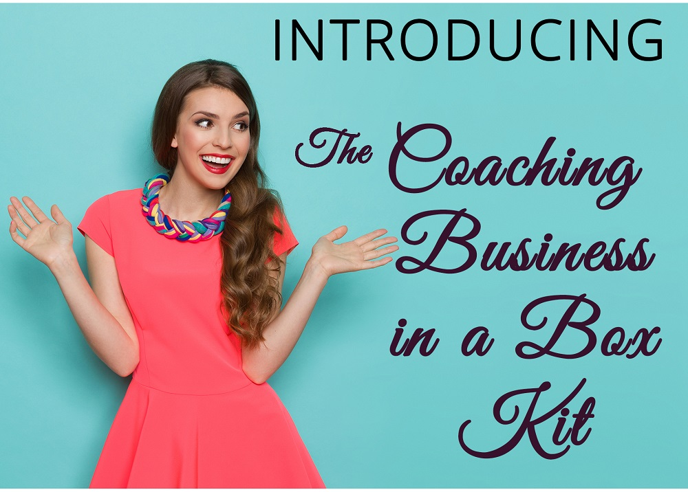 Coaching Business in a Box Kit