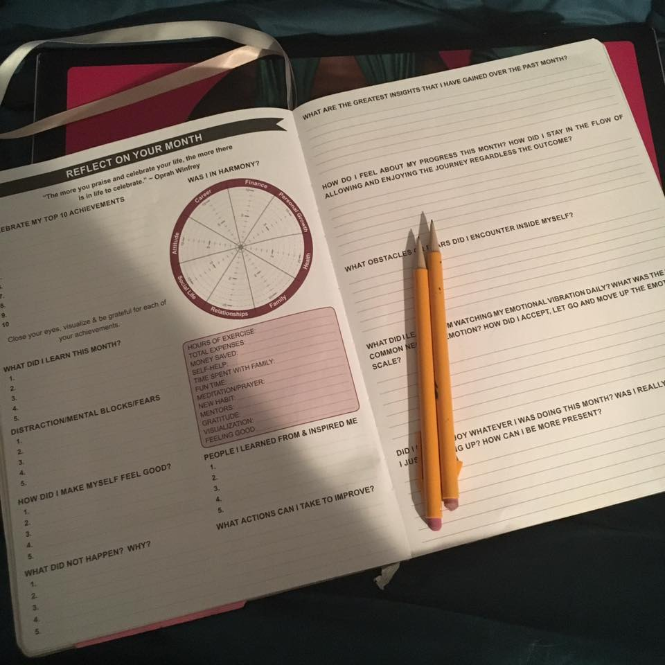 journaling Planner