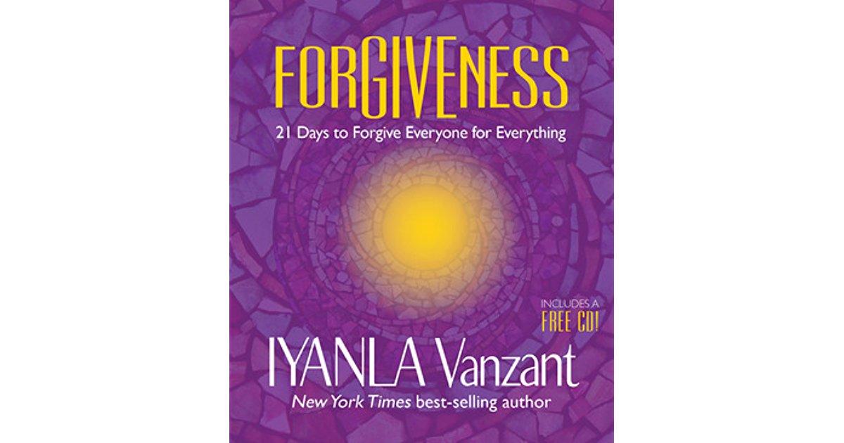 Iyanla Vanzant Quotes - book forgiveness