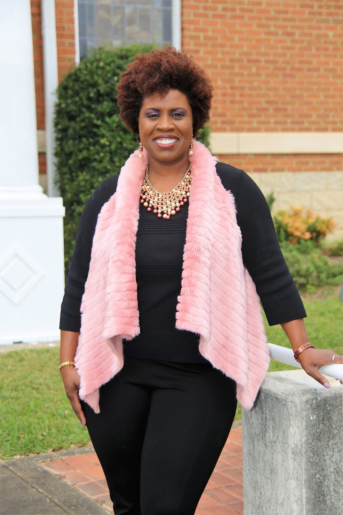 Making a Difference! BOLD Spiritpreneur Lynita Mitchell-Blackwell