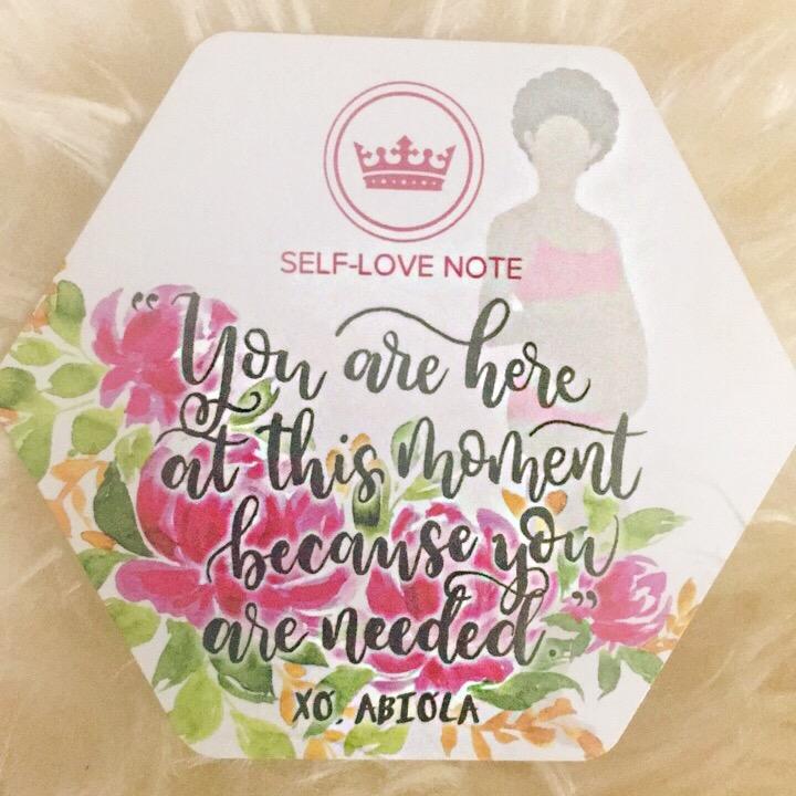 Sacred Bombshell Self-Love Journaling Cards