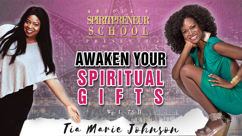 Awaken intuition and spiritual gifts